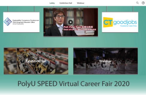PolyU SPEED Career Fair 2019