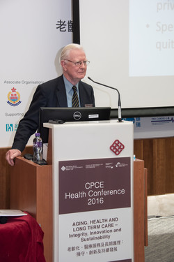 Health Conference 2016 - Prof. Sir James Mirrlees