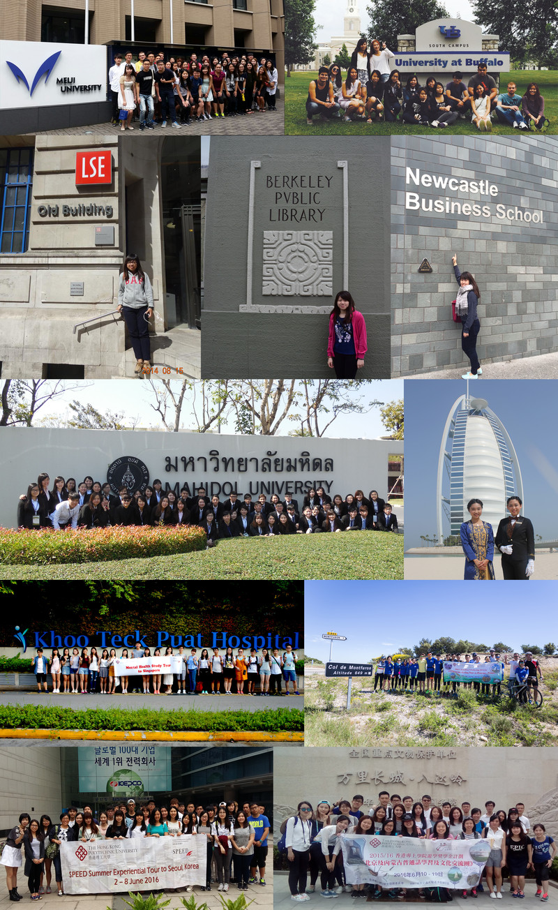 Promoting Internationalisation – Study Tours and Student Exchange