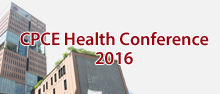 CPCE Health Conference 2016